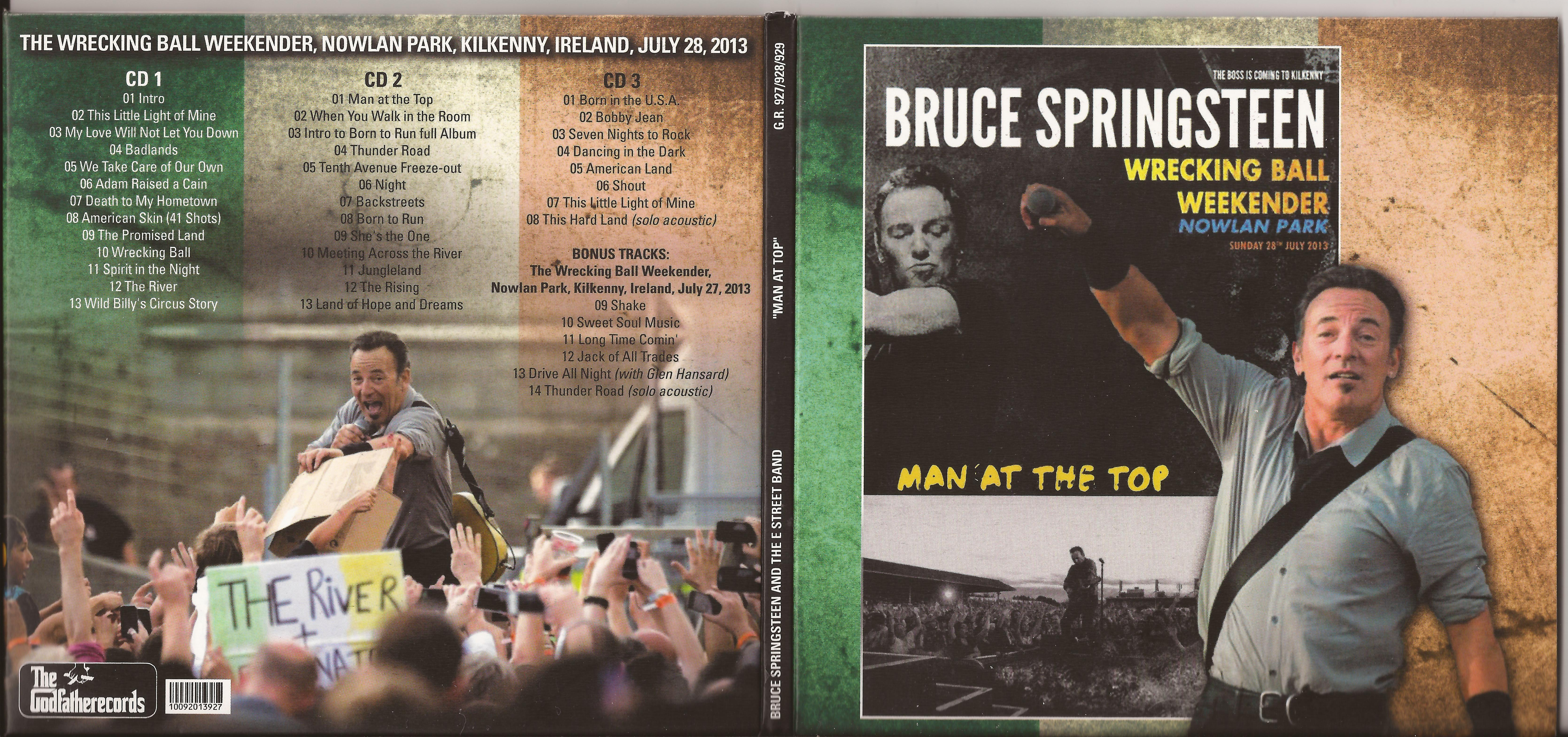The Bootleg Collectors Corner - Page 5 - The Circuit - Bruce